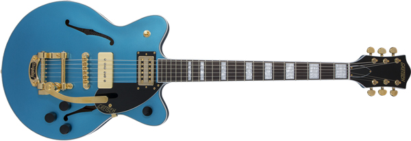 Gretsch G2655TG-P90 Limited Edition Streamliner™ Center Block Jr. P90 with Bigsby® and Gold Hardware