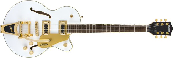 Gretsch G5655TG Limited Edition Electromatic® Center Block Jr. Single-Cut with Bigsby® and Gold Hardware
