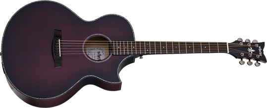 Schecter Orleans Stage Acoustic