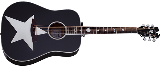 Schecter Robert Smith RS-1000 Stage Acoustic