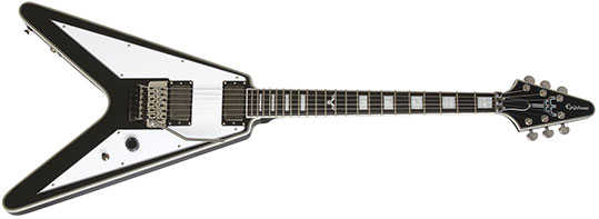 Epiphone Limited Edition Richie Faulkner Flying-V Custom Outfit