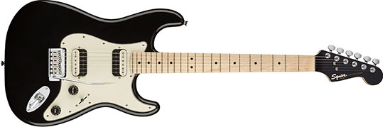 Squier Contemporary Stratocaster HH