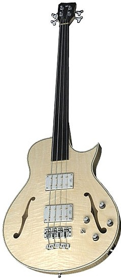 Star Bass II SC Maple 4 Fretless by Warwick