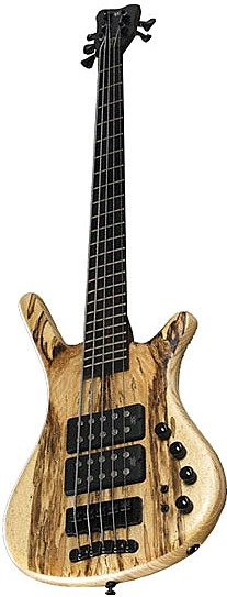Corvette $$ SE Musik Produktiv Spalted Maple 5 by Warwick