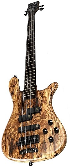 Streame LX SE Musik Produktiv Ash Spalted Maple 4 by Warwick