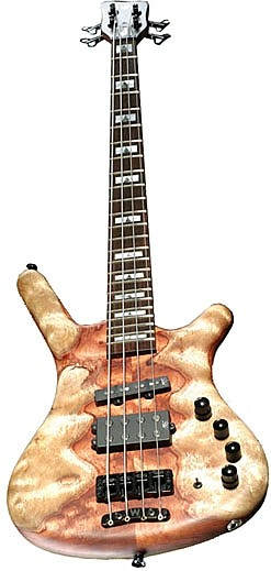 FNA Jazzman LTD 2002 4 by Warwick