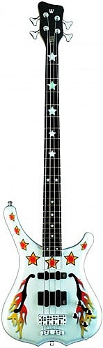 Bootsy Collins Artist Serie 4 by Warwick