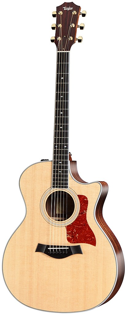 414ce-LTD (Fall 2011 Limited Rosewood 400 Series) by Taylor