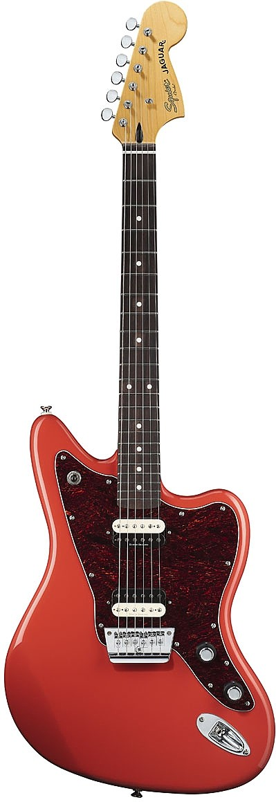 Vintage Modified Jaguar HH by Squier by Fender