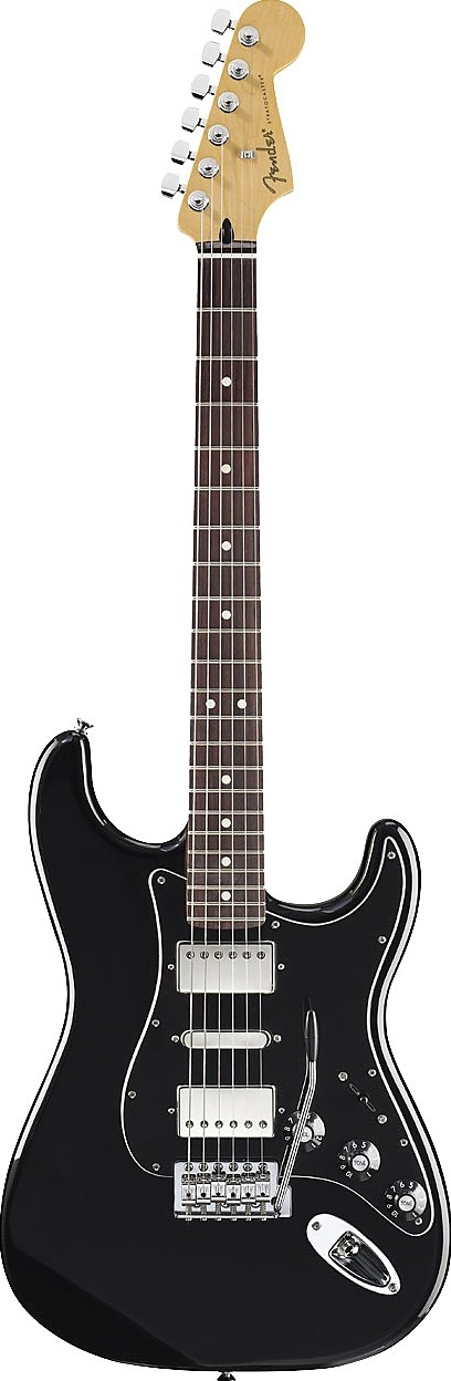 Blacktop Stratocaster HSH by Fender