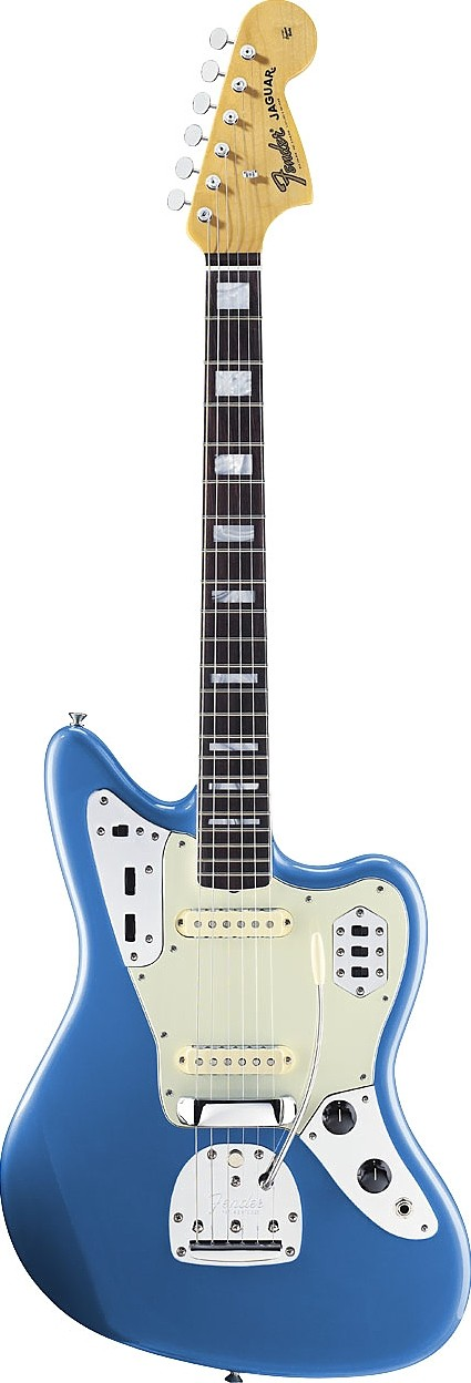 50th Anniversary Jaguar by Fender