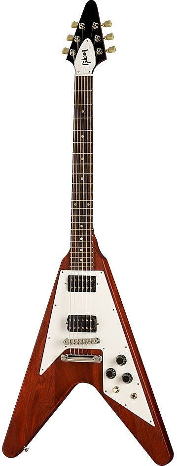 Gibson Faded Flying V Review   Chorder com