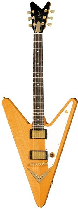 Reverse Flying V by Gibson