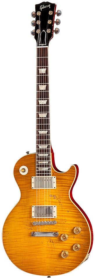 Paul Kossoff 1959 Les Paul Standard by Gibson Custom