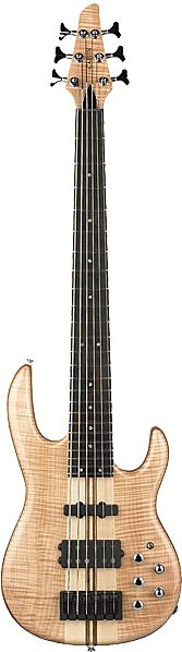 LB76A Anniversary Series 6-String Active Bass by Carvin