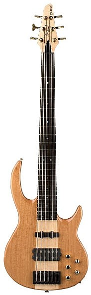 BB76 Bunny Brunel Signature Series 6-String Active Bass by Carvin
