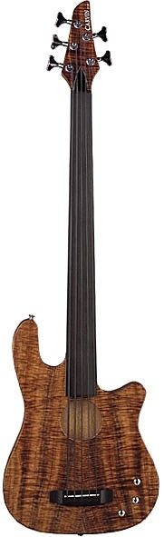 AC50 Acoustic/Electric 5-String Bass by Carvin