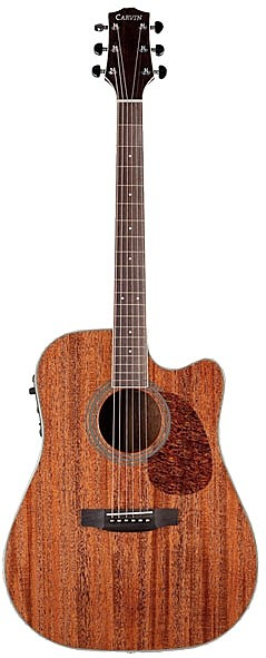 carvin cobalt c770t mahogany dreadnought acoustic electric review. Black Bedroom Furniture Sets. Home Design Ideas