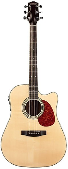 Cobalt C850T Rosewood Dreadnought Acoustic/Electric by Carvin