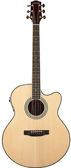Cobalt C980T Jumbo Acoustic/Electric by Carvin