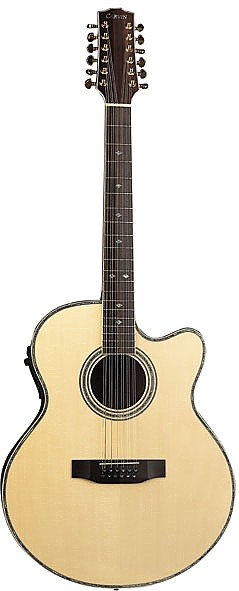 Cobalt C980T12 12-String Jumbo Acoustic/Electric by Carvin
