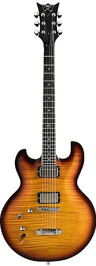 Imperial FM Left Handed by DBZ Guitars