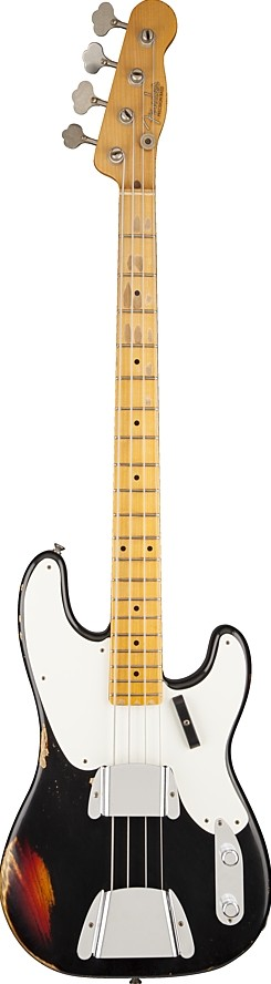 Limited Relic 1955 Precision Bass by Fender Custom Shop