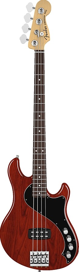 American Deluxe Dimension IV Bass by Fender