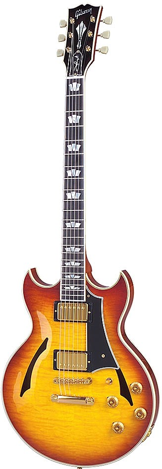 Johnny A. Signature by Gibson Custom