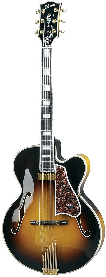 Lee Ritenour L-5 by Gibson Custom