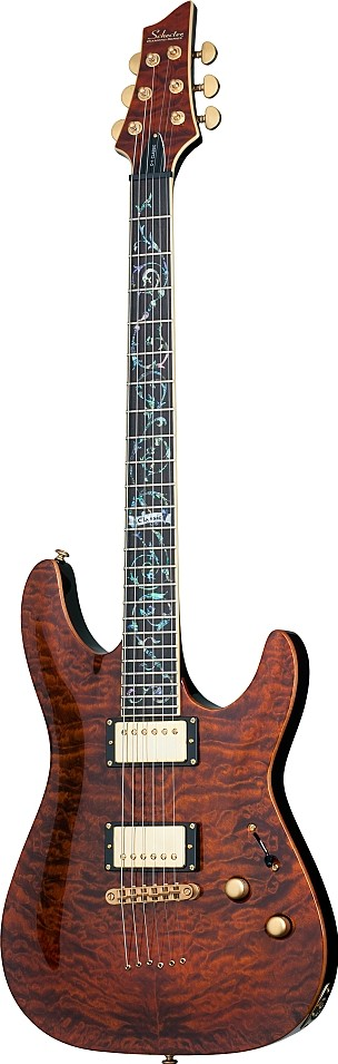 Schecter C 1 Classic 2014 Review Chorder Com