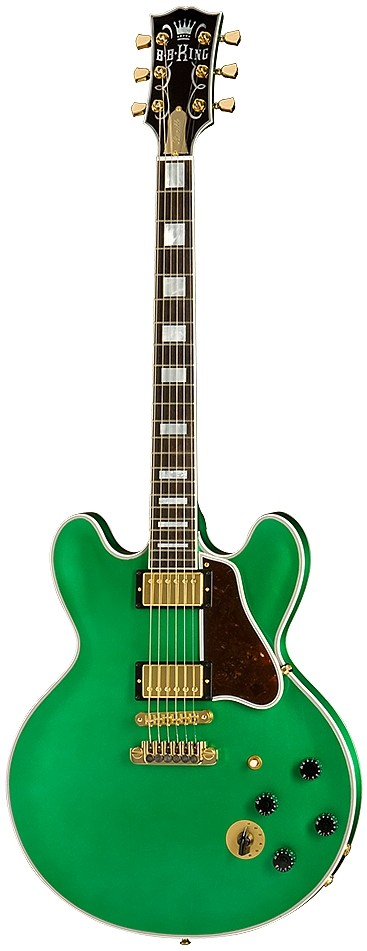 B.B. King Lucille Limited by Gibson Custom