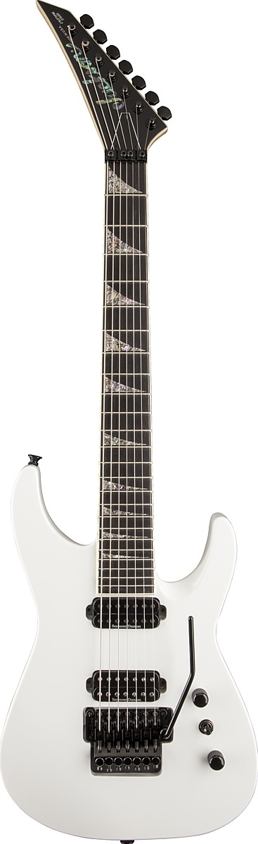 JCS Special Edition Soloist SL2-7 Snow White by Jackson
