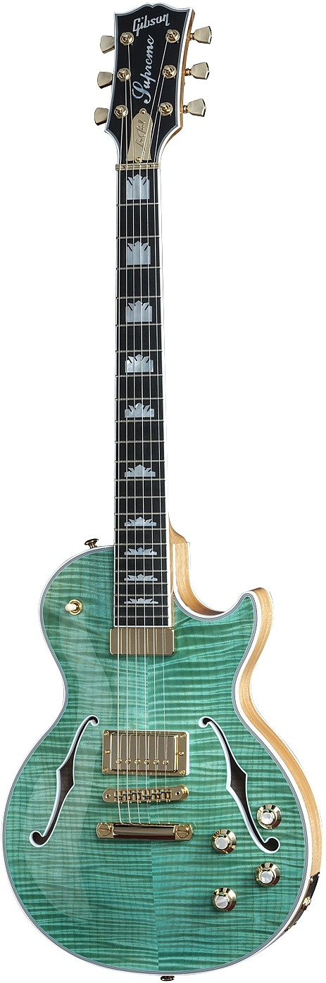 2017 Les Paul Supreme By Gibson