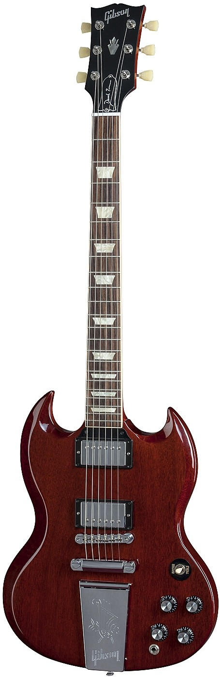 2015 Derek Trucks SG by Gibson