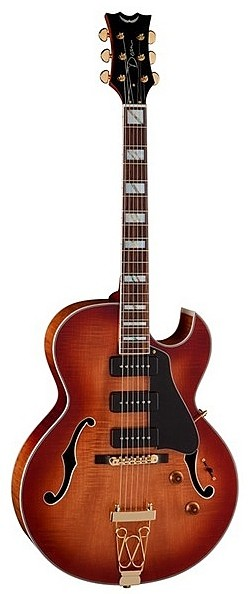 Dean Palomino Flame Maple Review Chorder Com