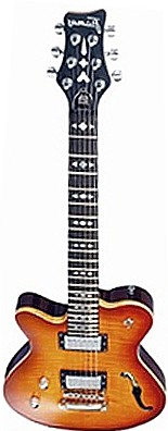 Panthera Classic Custom Left Handed by Framus