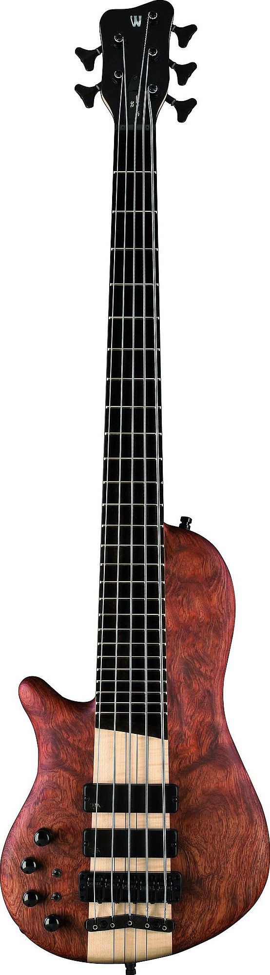 Thumb SC 5 Broadneck Left Handed by Warwick
