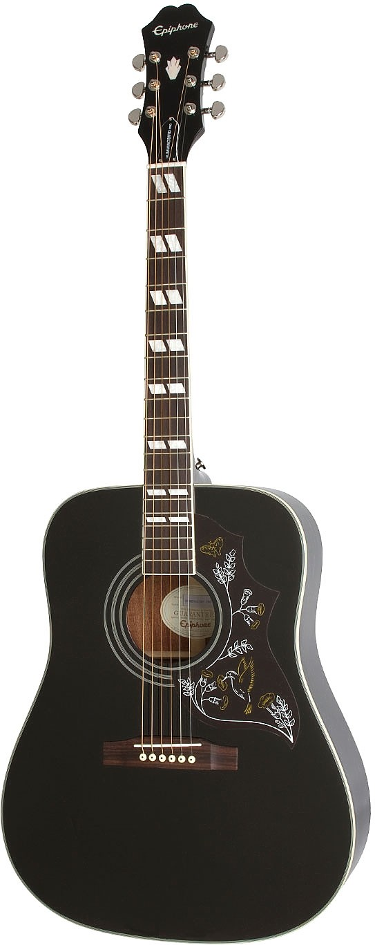 Limited Edition Hummingbird PRO by Epiphone