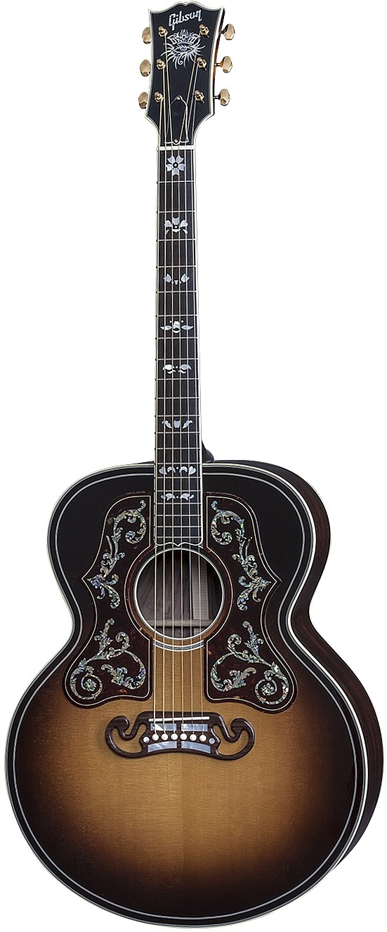 Bob Dylan SJ-200 Autographed Collector`s Edition by Gibson