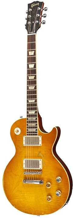 Gibson custom gary moore aged 1959 les paul review - Gibson gary moore ...
