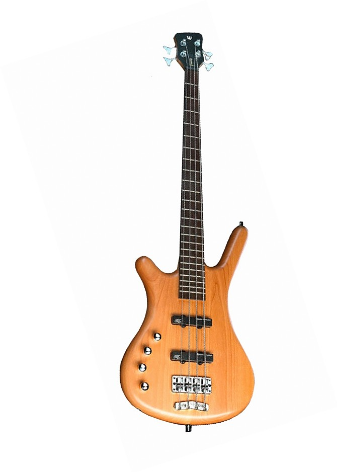 Corvette Basic 4 Short Scale Left Handed by Warwick