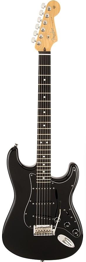 fender limited edition american standard blackout stratocaster review. Black Bedroom Furniture Sets. Home Design Ideas