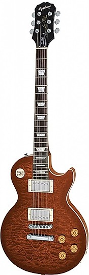 Limited Edition Les Paul Standard Quilt Top by Epiphone
