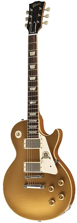 1958 Les Paul VCS Aged Gold Top by Gibson Custom