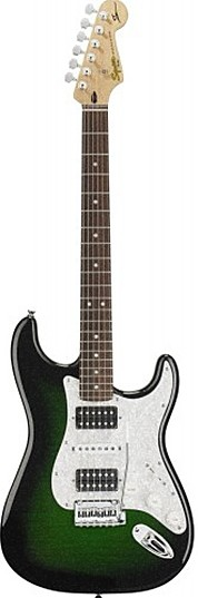 Ehsaan Noorani Stratocaster (Available Only in India) by Squier by Fender