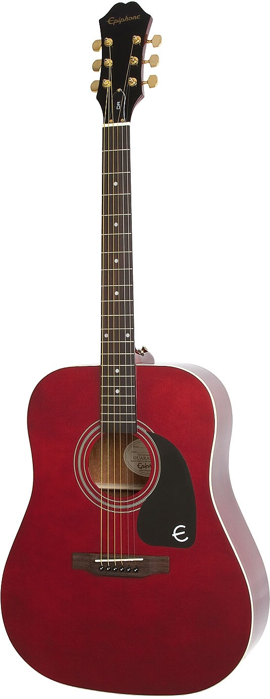 Ltd. Ed. DR-100 Wine Red by Epiphone