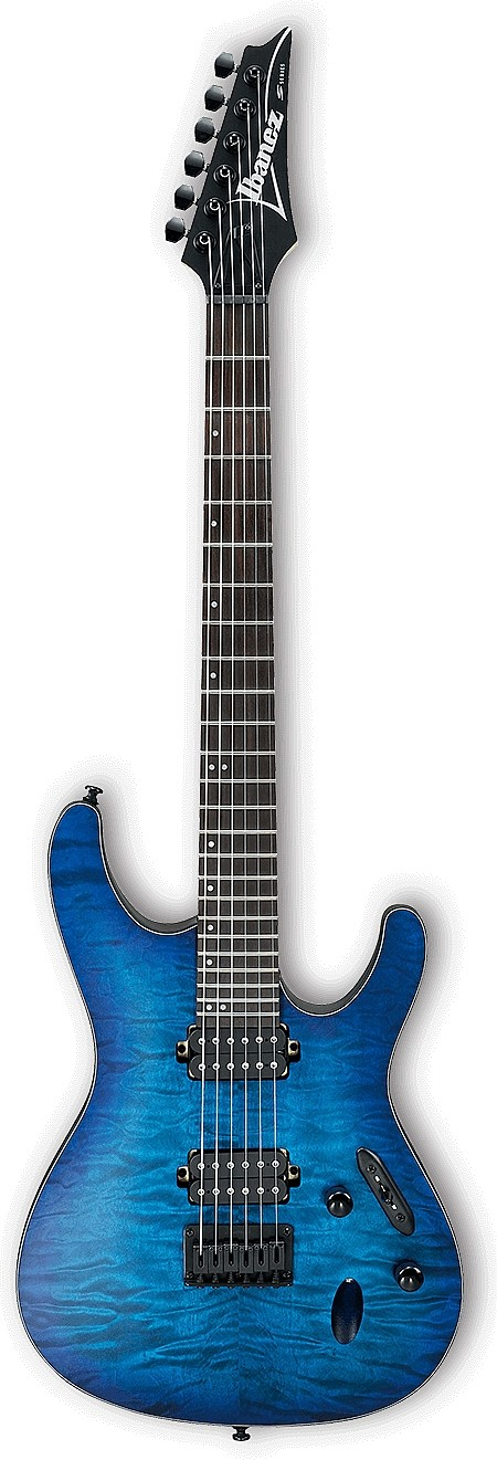 S621QM by Ibanez