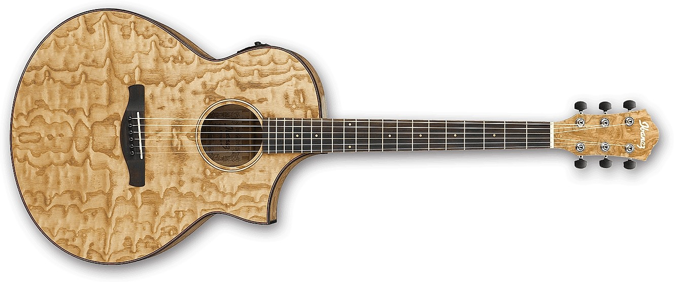 Ibanez AEW40AS Review