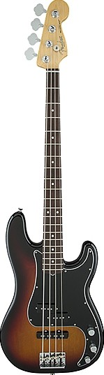 2016 Limited Edition American Standard PJ Bass by Fender
